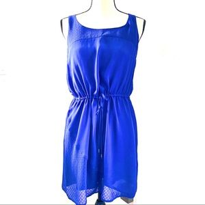 Pretty Blue Bar III dress Size Medium
